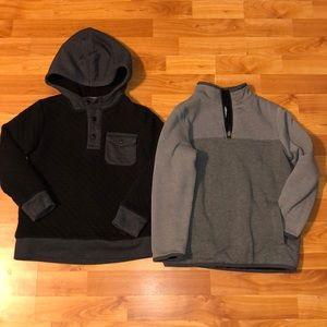 Boys Sweater/Hoodie Bundle